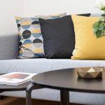 5 consejos para un cambio de imagen asequible en la sala de estar