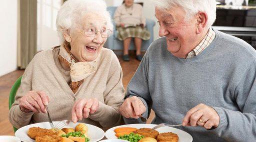 Alimentación y envejecimiento