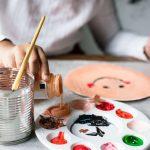 Buenas ideas de manualidades para los nietos