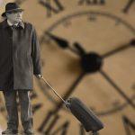 Envejecer es seguir adelante con toda la fuerza que pide la vida