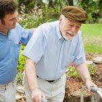 Institución de larga estancia: la familia y la fisioterapia