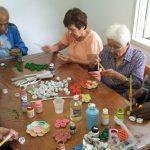 Terapia ocupacional y proceso de envejecimiento